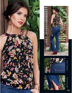 Mens Casual Fashion Tips Blouse Styles, Blouse Designs, Blouse Models, Fashion Looks, Fashion Tips, Fashion Design, All About Fashion, Casual Wear, Summer Outfits
