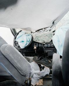 Car crash pictures by Nicolai Howalt