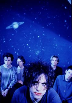 Robert Smith and The Cure