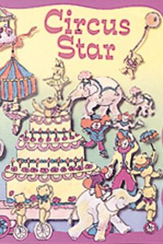 Circus Star Personalized Child's Book by Laindias on Etsy
