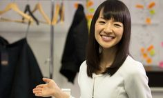 How to Tidy with Marie Kondo - work desk