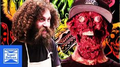 Drawing with Skinner featuring the Gaslamp Killer | Episode 1