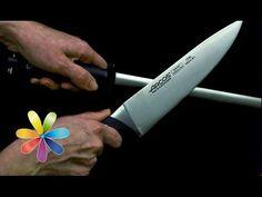 ▶ Как наточить ножи? - Все буде добре - Выпуск 485 - 27.10.2014 - Все будет хорошо - YouTube