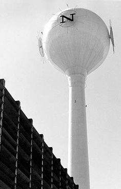 By Alvin Lustig, 1953-54, Northland Shopping Center, Detroit.