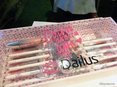 Dailus - Beauty Fair 2016 - MariCômio