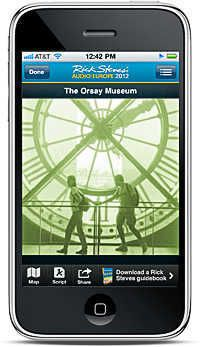 Rick Steves Audio Europe Travel App for Android, iPhone, iPad, and iPod | ricksteves.com