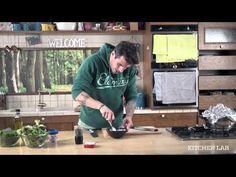 Home Made Aromatic Smoked Salmon | Akis Petretzikis