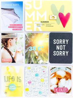 38 c° by confettiheart at project life project life layouts, Project Life 6x8, Project Life Layouts, Project Life Cards, Studio Calico, Crate Paper, Drake, Travel Scrapbook, Scrapbook Layouts, Life Page