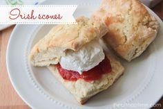 Irish Scones I Heart Nap Time   I Heart Nap Time - Easy recipes, DIY crafts, Homemaking