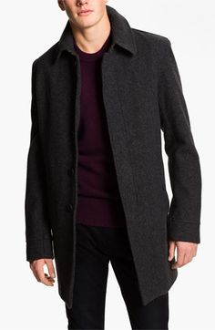 Burberry Brit Wool Blend Car Coat available at #Nordstrom