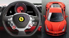 New Ferrari 488 GTB, successor to the 458 Italia New Ferrari, Ferrari 488, 488 Gtb, Fuel Injection, Cars And Motorcycles, Product Launch, Number, Vehicles, Italia