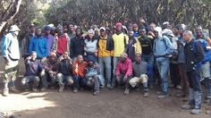 In my second year of university I lead my team up Mount Kilimanjaro, Tanzania. what a wonderful experience and I met so many amazing people, especially the guides who got us to Uhuru peak! Biggest achievement of my life! If you fancy doing that, why not become a challenge leader- find out more by clicking the link http://www.childreach.org.uk/lead-team