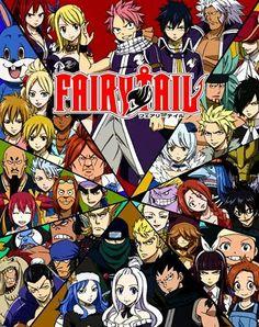Fairytail guilds