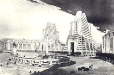 Historical Designs / Utopias / Monuments - Never built - Page 23 - SkyscraperCity