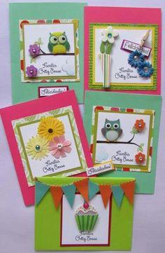 Tarjetas familiares para todas la ocasiones.  Panamá Facebook Crafts by Iris  @craftsbyiris Facebook Crafts by Iris  @craftsbyiris