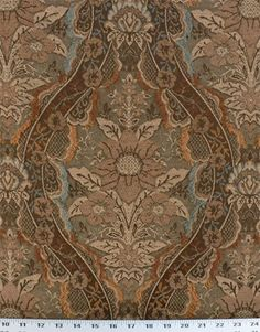 Fil Chatterly Chocolate | Online Discount Drapery Fabrics and Upholstery Fabric Superstore!