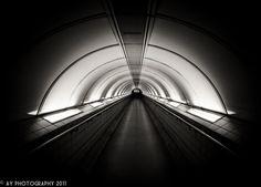 No Man, by Aaron Yeoman, via 500px. Portal to Where?
