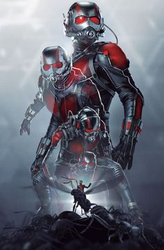 Ant-Man - one of the best super hero movies. Wonderful!!! Powerful redemptive story. Paul Rudd is perfect. Evangeline Lily, Michael Douglas, amazing. Must See!! - visit to grab an unforgettable cool 3D Super Hero T-Shirt!