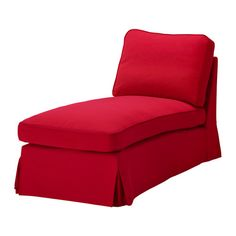 EKTORP Chaise IKEA The cover is easy to keep clean as it is removable and can be machine washed.