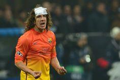 Milán 2-0 FC Barcelona | El golpe por el que vendaron a Puyol. [20.02.13]