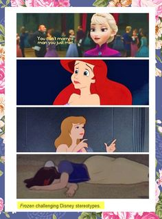 For everyone who criticizes Disney stereotypes…