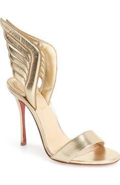 christian louboutin alarc sandal