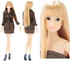 Sekiguchi momoko Doll Gusty safari Cold Ver. Free Shipping #Momoko #DollswithClothingAccessories