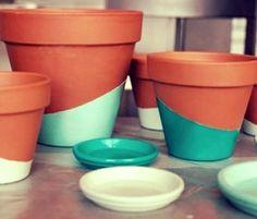 Pots et Cache-pots pour un jardin intérieur - Blog Déco | MYDECOLAB