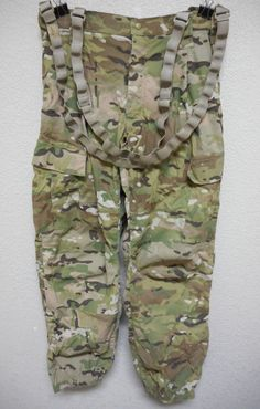 d50e57055 MULTICAM GEN III LEVEL 5 TROUSER SOFT SHELL COLD WEATHER, MEDIUM REGULAR,  NWOT. Military Outlet