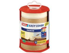 Easy Cover afdekpapier en afplakband in één