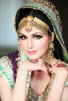 Latest Bridal Makeup Ideas For Women