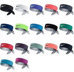 Tennis & Racquet Sport Hats & Headwear for sale Nike Dri Fit Headband, Nike Tie Headbands, Athletic Headbands, Sports Headbands, Sporty Outfits, Nike Outfits, Athletic Outfits, Athletic Clothes, Jordan Outfits