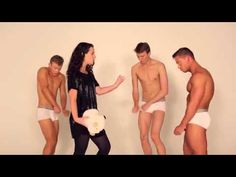 Outrageous feminist parody of Robin Thicke's sexist music video Blurred Lines.  These women would like to let men know what it feels like to be treated as sex objects as women constantly are in mainstream media. Not for those under age 17. Love comments from men as well as women!