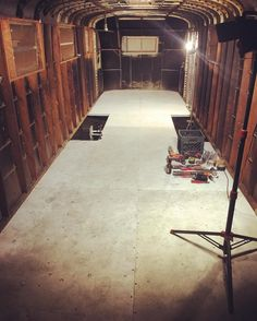 03/13/2016 Subfloor DONE! #subfloor #spartanimperialmansion #spartantrailer #airstream #notanairstream #vintagetrailer #vintagetrailerrenovation #renovation #tinyhouse #tinyhouseonwheels