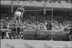 1968. Jeux Olympiques de Mexico. Dick FOSBURY