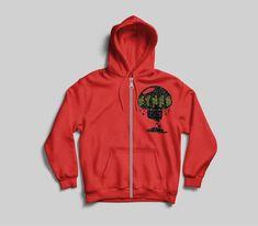 Zip Up Hoodies, Sweatshirts, Full Zip Hoodie, Hooded Jacket, Zip Ups, Cute Outfits, Comfy, Unisex, Long Sleeve