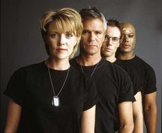 Stargate SG-1 promo photos | DVDbash