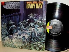 BABY RAY -  Where Soul Lives *Imperial* *US* **LP** CLASSIC SOUL