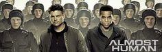 Almost Human - S01E02 - HDTV XviD