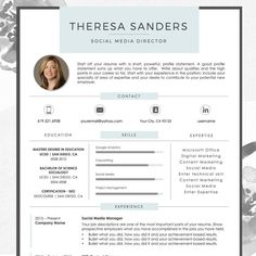 Professional Reference Sheet Template Delectable Resume Template And Cover Letter Template  Professional Creative .