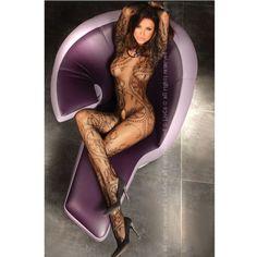 Su precio es 24,31 € con el porte incluido a contrarrembolso. http://www.corsetylenceria.es/es/catsuits-cuerpos-en-red/3269-catsuit-abra-luxe-livco-black-tu-5907699445516.html Abra de la colección de catsuits Livia Corsetti nace esta pieza única en su gama, cada catsuit está fabricado con estrictos controles de calidad y sus encajes son especialmente diseñados para la mujer con Pasión.