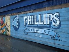 Phillips brewery, the highest beer sales in Victoria.