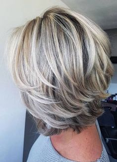 80 Creative Short Haircuts and Layered Hairstyle Ideas 2019 - Short Hairstyles: . 80 Creative Short Haircuts and Layered Hairstyle Ideas 2019 - Short Hairstyles: Best Short Hair Cuts & Styles 2019 Mom Hairstyles, Short Bob Hairstyles, Hairstyle Ideas, Gorgeous Hairstyles, Blonde Haircuts, Hairstyle Short, Hairstyles For Medium Length Hair, Toddler Hairstyles, Hair Beauty