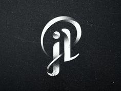 Peronal Logo by Jessica Libby Self Branding, Logo Branding, Corporate Branding, Letter H Design, Hp Logo, Identity Art, Identity Design, Brand Identity, Flat Logo