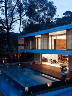Feng Shui House in Singapore by ONG