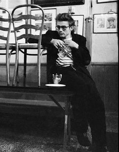 James, by Dennis Stock 1955