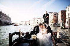 Photography: Jo Lewis - www.lightandlacephotography.co.uk  Read More: http://www.stylemepretty.com/little-black-book-blog/2014/07/15/elegant-venice-wedding-inspiration/