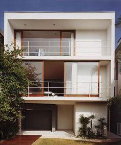 Residência A. A. / Arquiteto: Andrade Morettin Arquitetos