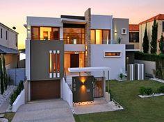 Fachadas-de-Casas-Modernas-12 Fachadas-de-Casas-Modernas-12