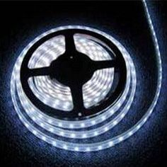 LED Strip light Waterproof LED Flexible Light Strip 12V with 300 SMD LED 3258 & How to cut connect u0026 power LED Strip Lighting - YouTube | DIY ...